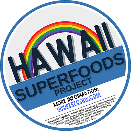NSEVP Hawaii Superfoods Project