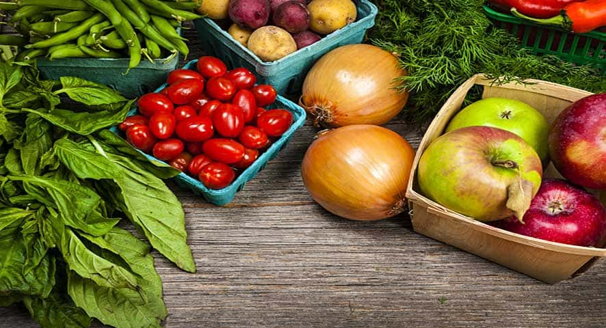 Tip #4 is a Farmers' Market & Grocery Store Tip