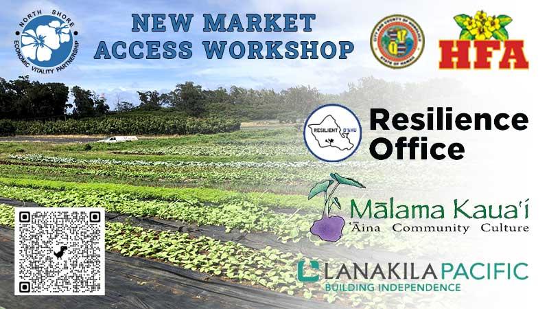 New Market Access Workshop Event - NSEVP